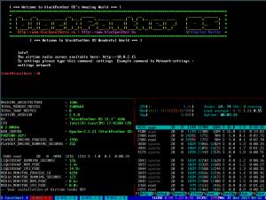 Online rádió szerver, broadcaster, transcoder szerver oldal