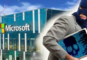 Tolvaj Microsoft