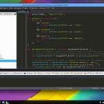 C/C ++, Java, Perl, XML, JavaScript, Python, stb.  fejlesztőkörnyezet