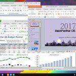 MS Office megjelenésű irodai programcsomag