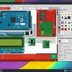 CAD áramkörtervező – Arduino, Raspberry PI szimulátor