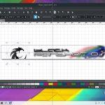 Professzionális illusztrátor mint a PrintDesign