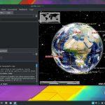 Digitális földgömb alkalmazás