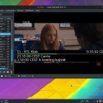 Média, CD, VCD, DVD lejátszó és DVB-t digitális TV
