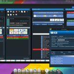 Online rádió adásvezérlő és broadcaster (Qt4)