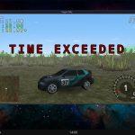 3D-s rally-autóverseny játék