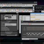Professzionális Midi és audio szekvencer