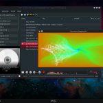 Zene, online-rádió, stream lejátszó és konverter (Qt5)