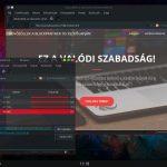 Webböngésző – Qt5 alapú
