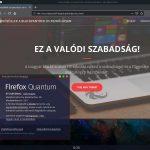 Firefox Quantum – Webböngésző