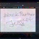 Jegyzet, rajz, PDF kommentár akár egy digitális tollal