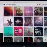 Zenelejátszó online kliens