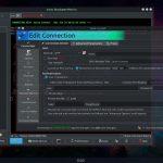 Scriptelhető hacker és távoli asztal eszköz