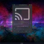 Chromecast grafikus kiegészítőeszköz (Gtk)