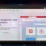 Opera típusú Internet böngésző újragondolva