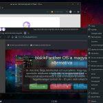 QtWebkit alapú internet böngésző Chrome tulajdonságokkal