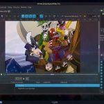 Vektoros 2D rajzoló és animátor program