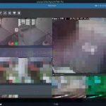 Asztali kliens biztonsági kamera rendszerhez