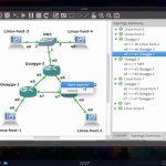 Hálózatszimulátor fejlesztőknek, építőknek, tanulóknak