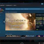 Steam játékközpont, játékkliens