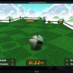 3D ügyességi játék golyókkal