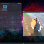 Audio-videó, webkamera megjelenítő és felvevő